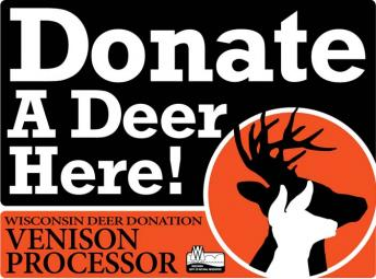 Wisconsin Deer Donation Program