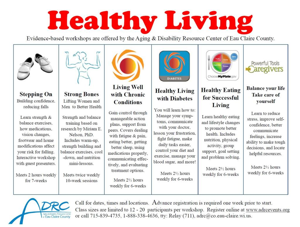 Healthy Living all 6