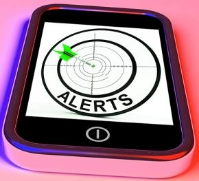 cell alerts