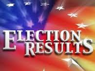 November 6th General Election Results